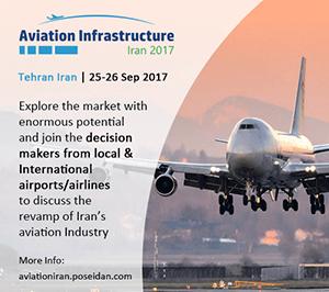 Aviation Infrastructure Iran 2017