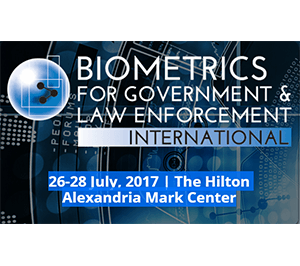 Biometrics for Government and Law Enforcement International 2017