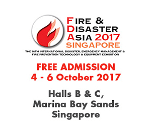 Fire & Disaster Asia 2017