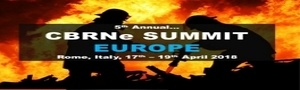CBRNe Summit Europe 2018