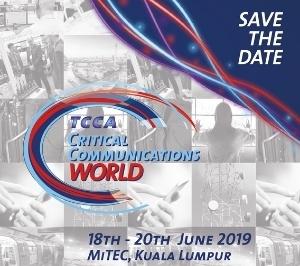 Critical Communications World 2019