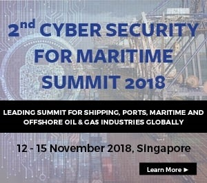 2nd Cyber Security for Maritime Summit 2018