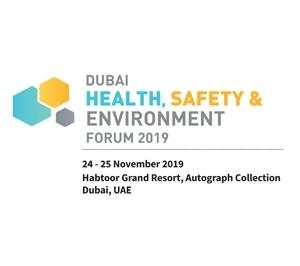 Dubai Health, Safety & Environment Forum 2019