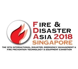 Fire & Disaster Asia (FDA) 2018