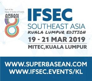 IFSEC Southeast Asia 2019