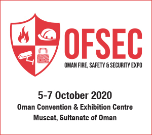 Oman Fire, Safety and Security Expo (OFSEC) 2020