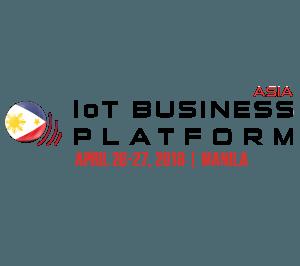 Asia IoT Business Platform Philippines 2018