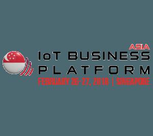 Asia IoT Business Platform Singapore 2018