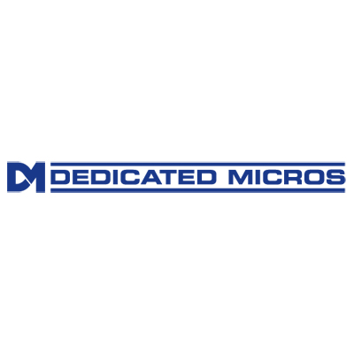 Dedicated Micros DM/ICE-HyperD Colour/monochrome Camera With Electronic Iris - AC And DC