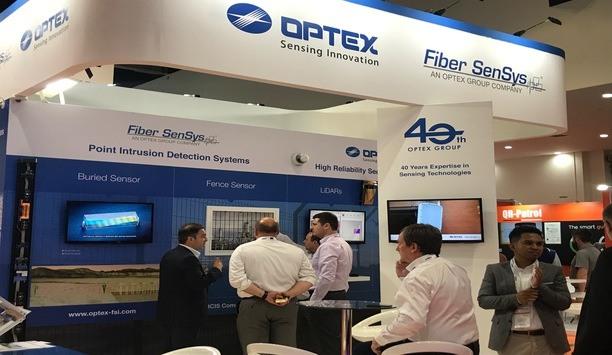 OPTEX And Fiber SenSys Inc Showcase Sensor Solutions And Range Of IP Towers At Intersec 2020