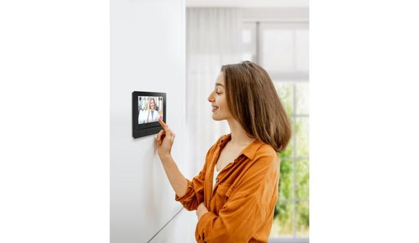 2N Announces The Launch Of The Stylish 7″ HD Touchscreen Answering Unit For Luxury Apartments Called 2N Indoor View