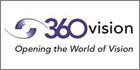 360 Vision To Showcase Its Range Of PTZ Cameras At Intersec Dubai