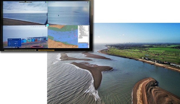 360 Vision Technology Secures NCI's Felixstowe Lookout Station With Its Video Surveillance Solutions
