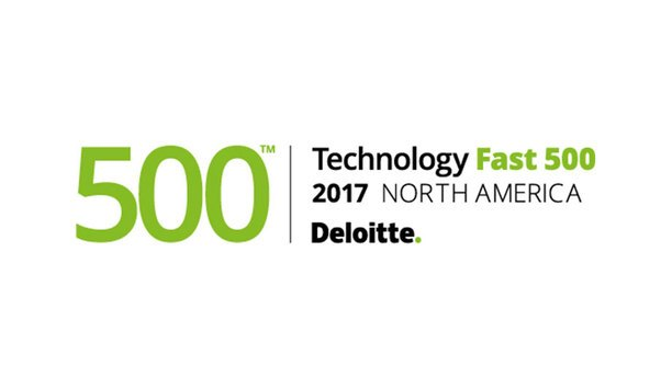3xLOGIC Ranks 353rd On Deloitte's 2017 Technology Fast 500™