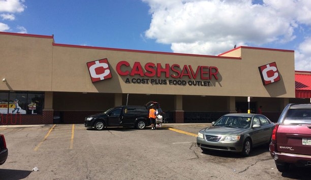 3xLOGIC Video Surveillance NVRs And Cameras Installed In Cash Saver Stores, Memphis