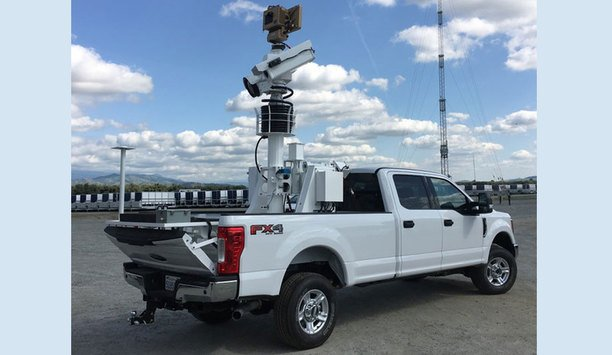 PureTech Systems Delivers First ALERT Truck Mobile Surveillance System For Border Security