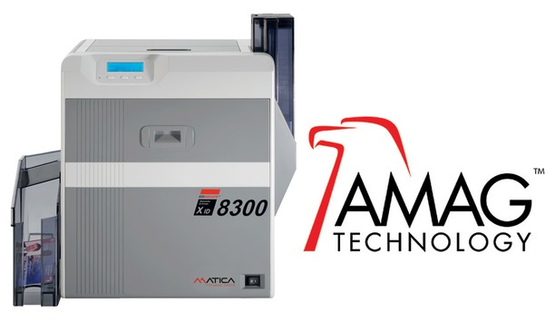 AMAG Technology Welcomes Matica Technologies To Symmetry Preferred Partner Program