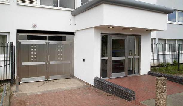ASSA Partners With Warrior Doors To Provide Secure Bin Store Doors At Solihull Community Housing