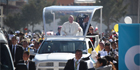 Airbus And Defence Tetrapol Technology Ensured Secure Communication During Pope Francis' Mexico Visit