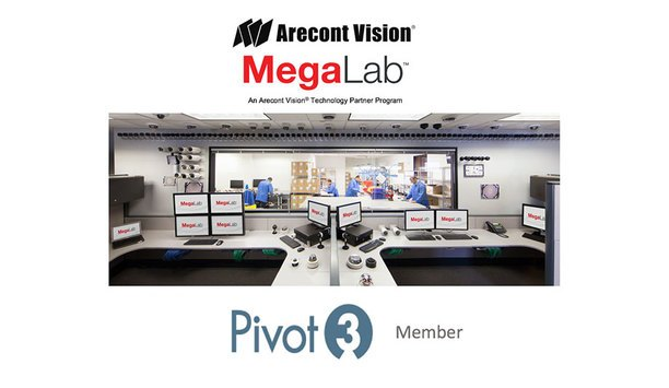 Arecont Vision® Adds Pivot3 To Technology Partner Program