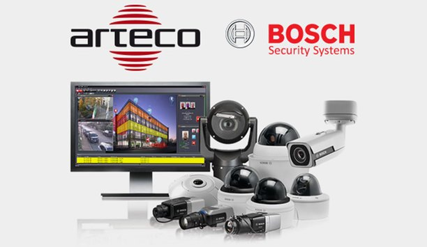 Latest Arteco And Bosch Integration Will Deliver Advanced Functionality And Capabilities