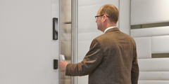 Aurora To Reveal World-first Biometric Access Control Technology At IFSEC 2016
