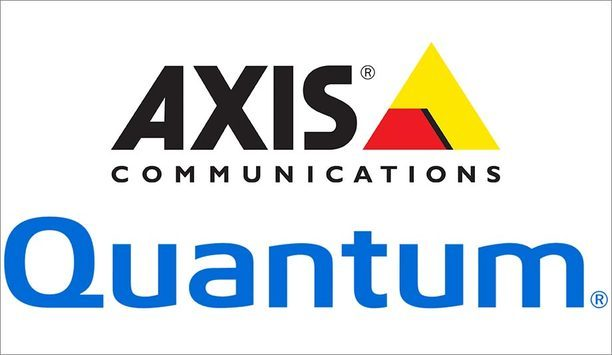 Axis Communications Names Quantum As Technology Partner Of The Year At ACCC 2016
