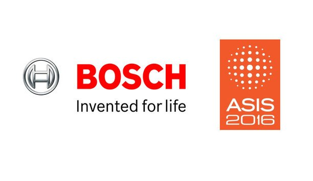 Bosch Demonstrates Integrated Security And Communications Solutions At ASIS 2016