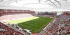 Dallmeier Video Surveillance System Secures Soccer Stadium