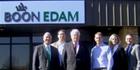 Security Entrances Leader Boon Edam Receives Visit From U.S. Congressman David E. Price