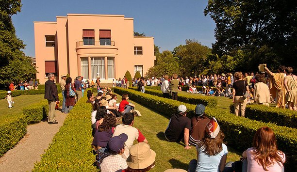 Bosch Remote Portal Help Porto's Serralves Museum Manage Rising Numbers Of Visitors
