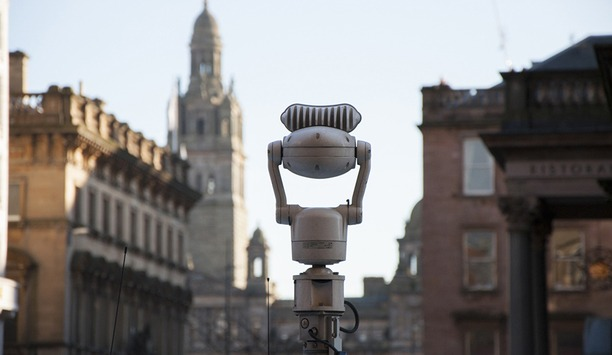 360 Vision Technology Supports Glasgow Operations Centre For Public Space Camera Scheme 4 Years In A Row