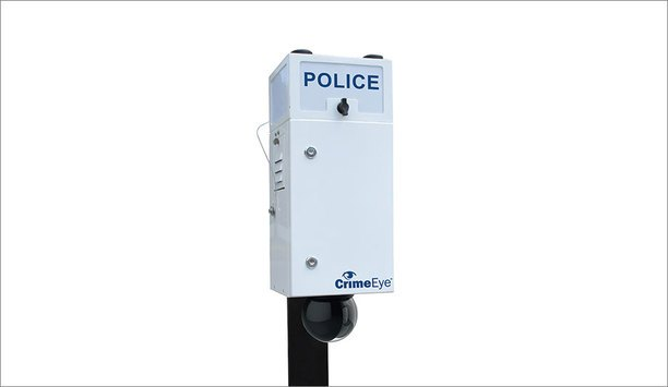 Total Recall Launches CrimeEye-RD-2 Rapid Deployment Portable Video Surveillance System