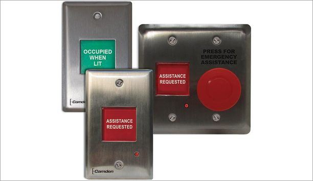 Camden Door Controls Enhances CM-AF500 Illuminated Annunciators Series