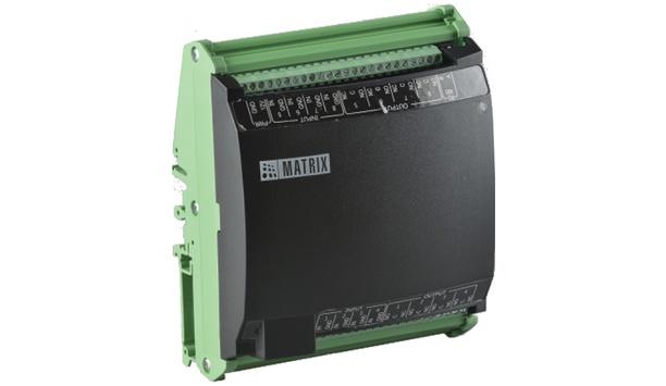 Matrix Introduces COSEC ARC IO800 Compact 8 Port Input/Output Controller