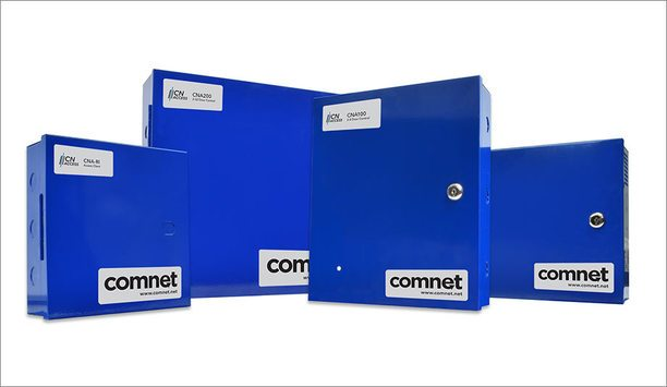 ComNet Enters Access-control Market With CNA100 And CNA200 Access Control Systems