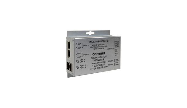 ComNet Introduces Port Guardian Physical Port Lockout