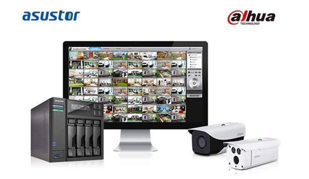Dahua Cameras Now Compatible With ASUSTOR's Surveillance Centre