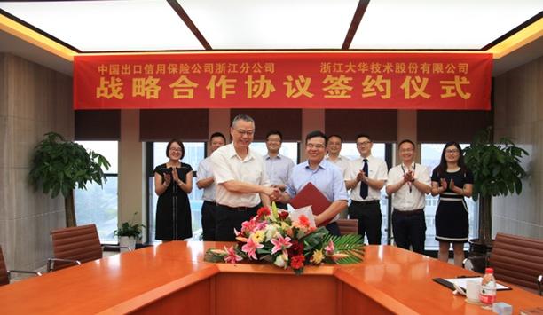 Dahua And SINOSURE Zhejiang Sign 5-year Strategic Partnership Agreement