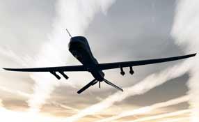 Drones (UAVs) For Civilian/Commercial Aerial Surveillance
