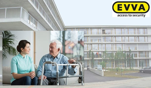 EVVA ICS Locking System Protects Sanavita Alterszentrum Lindenpark Retirement Village, Windisch