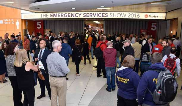 The Emergency Services Show 2016: A Forum For Free Learning, Networking Opportunities, Innovations And Collaborations