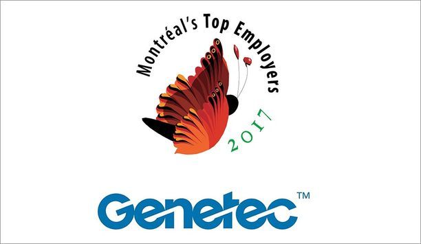 Genetec Recognized By Mediacorp Canada As One Of The Top Employers In Montreal For 2017
