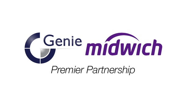 Genie CCTV Signs Distribution Partnership With Midwich