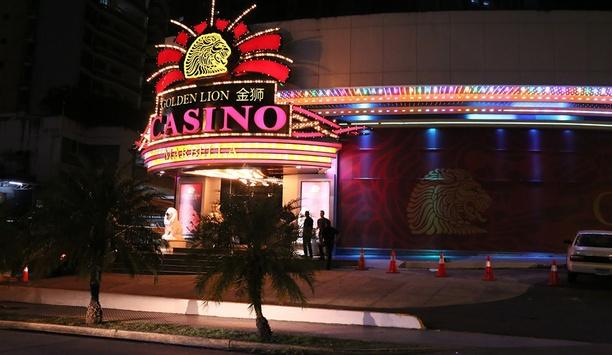 Qognify VisionHub Enhances Security At Golden Lion Marbella Casino, Panama City