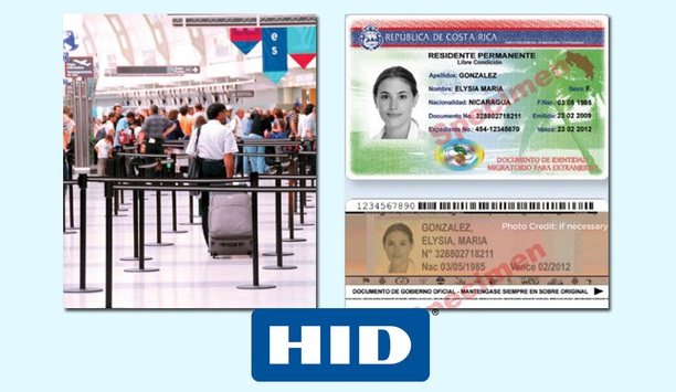 HID Global LaserCard Tackles Counterfeit Resident ID Documents In Costa Rica