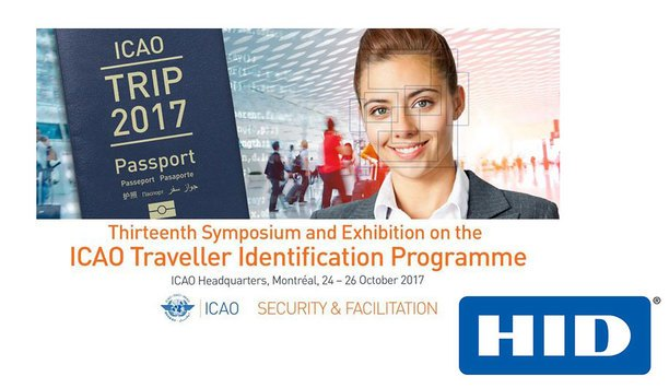 HID Global Showcases Electronic ID And EPassport Solutions At ICAO TRIP 2017 Symposium