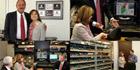 Hirsch Electronics Welcomes US Congresswoman Loretta Sanchez To Their Corporate Facility