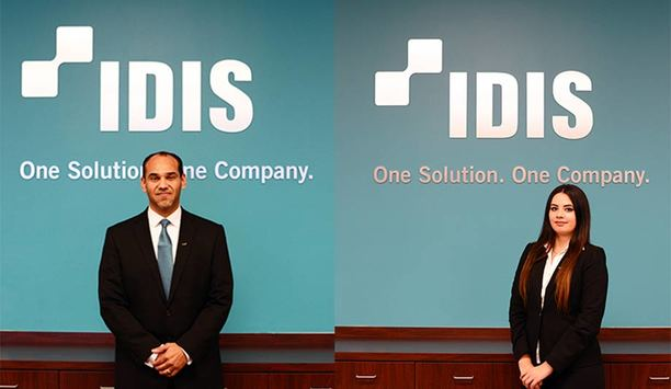 IDIS America Hires Douglas Macias As Regional Sales Manager And Sabrina Ramirez As Sales Operations Specialist
