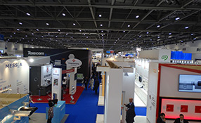 IFSEC 2015 Vendors Pushing Solutions And Services